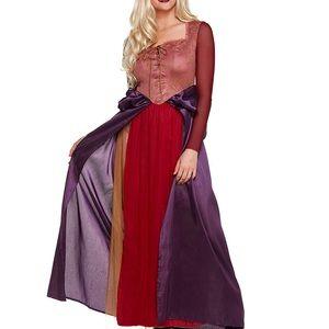 Hocus Pocus Sarah Halloween costume.